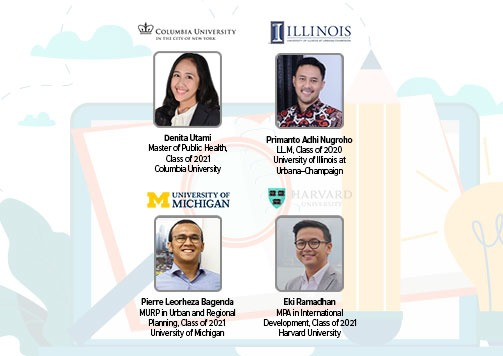 Indonesian Student Success Stories: Part 1