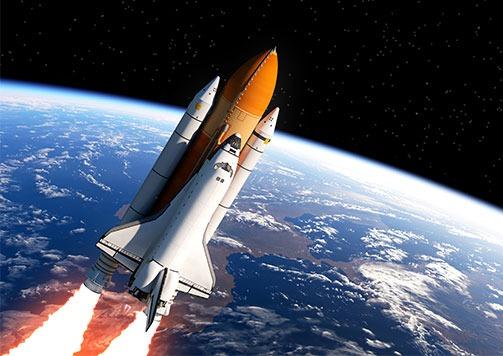 Above and Beyond NASAS Journey to Tomorrow