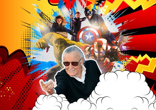 Stan Lee Marvel-ous Movie Festival