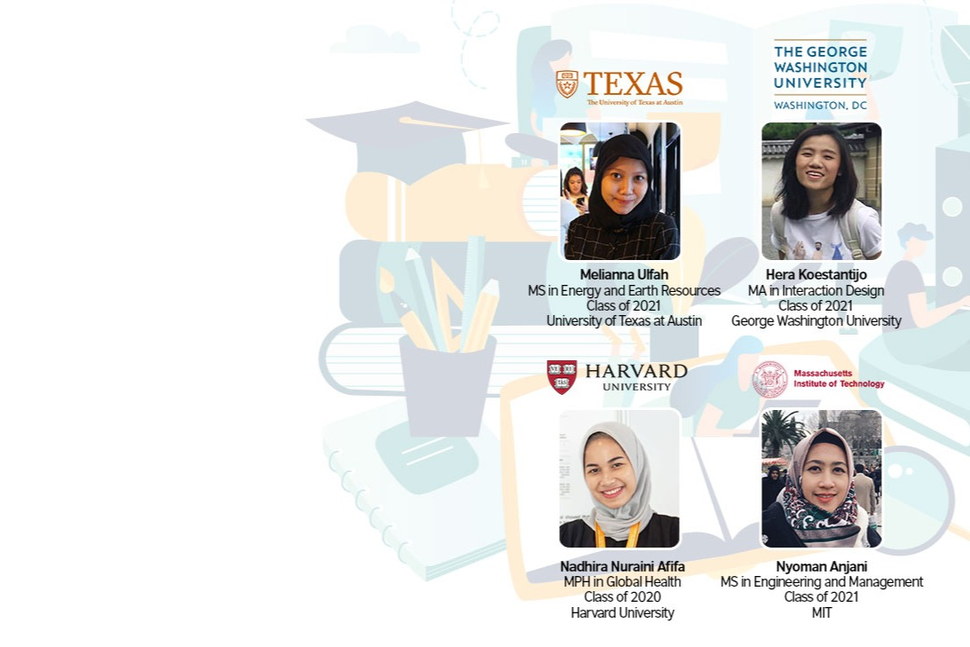Indonesian Student Success Stories: Part 2