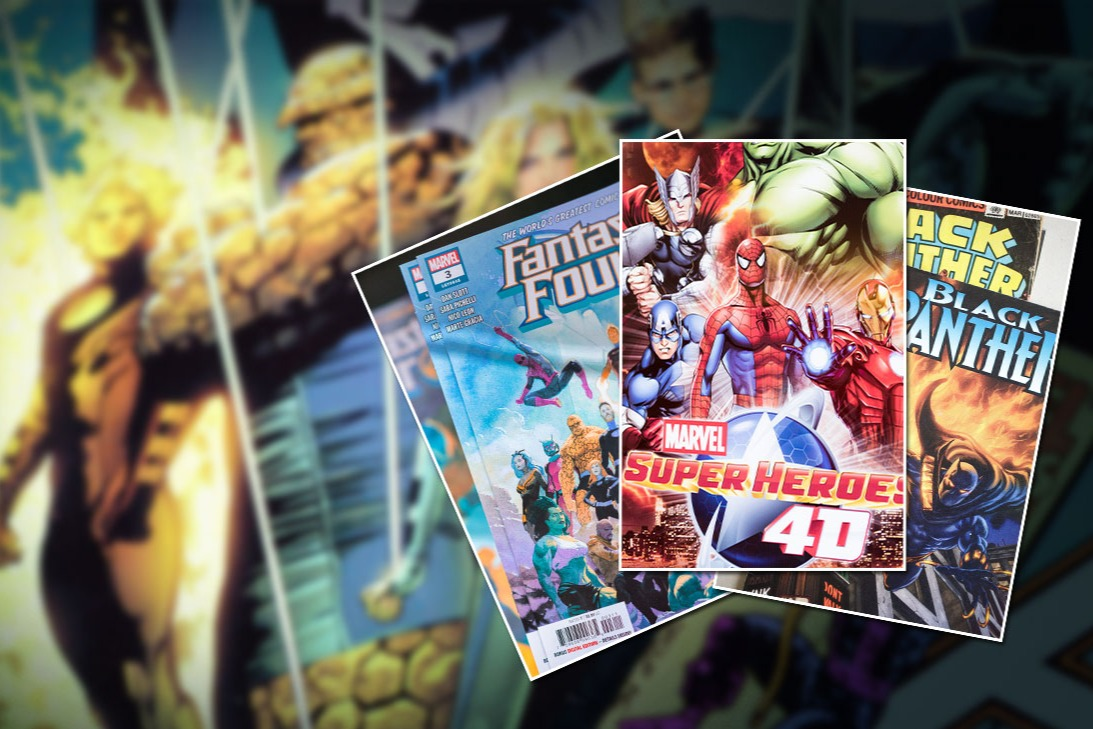 Marvel Comics Artists: From Concept to Pages