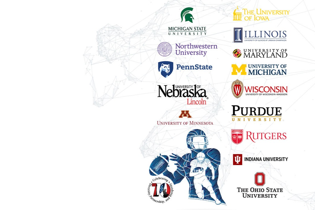 Study in the USA: The B1G Schools
