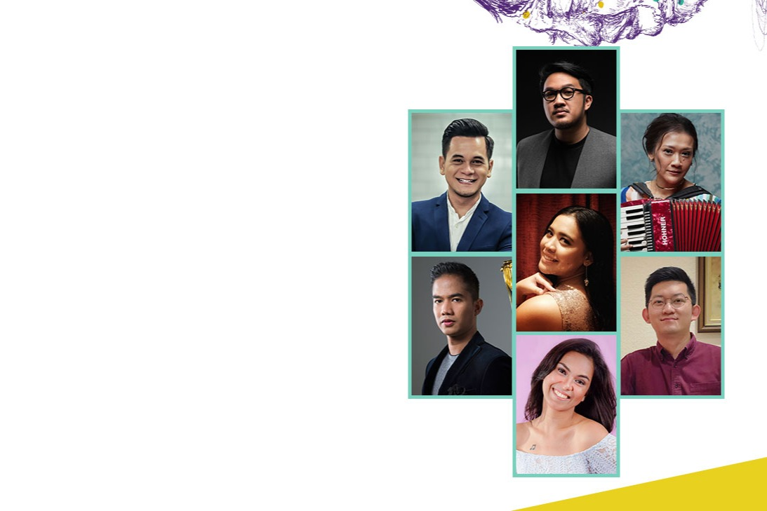 100% Manusia Express to Impress: Time after Time with Gabriel Harvianto & Wishnu Dewanta and Belleroix Chamber