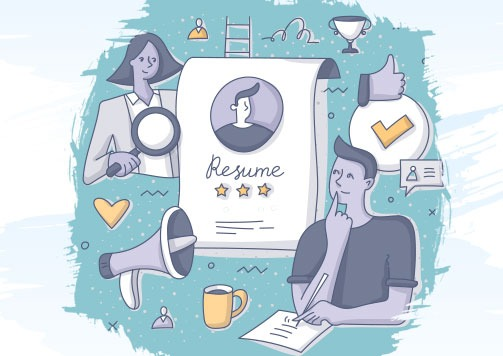 Building Strong CVs/Resumes and Letters of Recommendation for U.S. Graduate School Applications