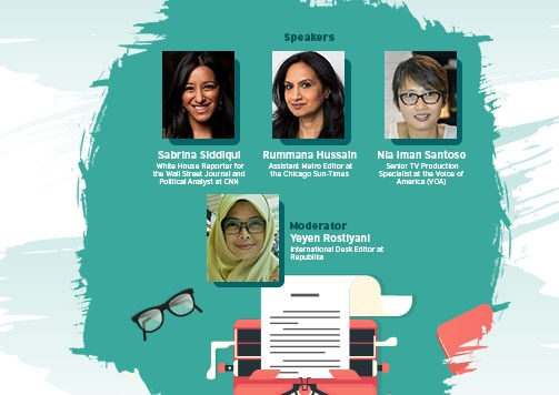 Ramadan and Female Muslim Journalists in U.S. Newsrooms