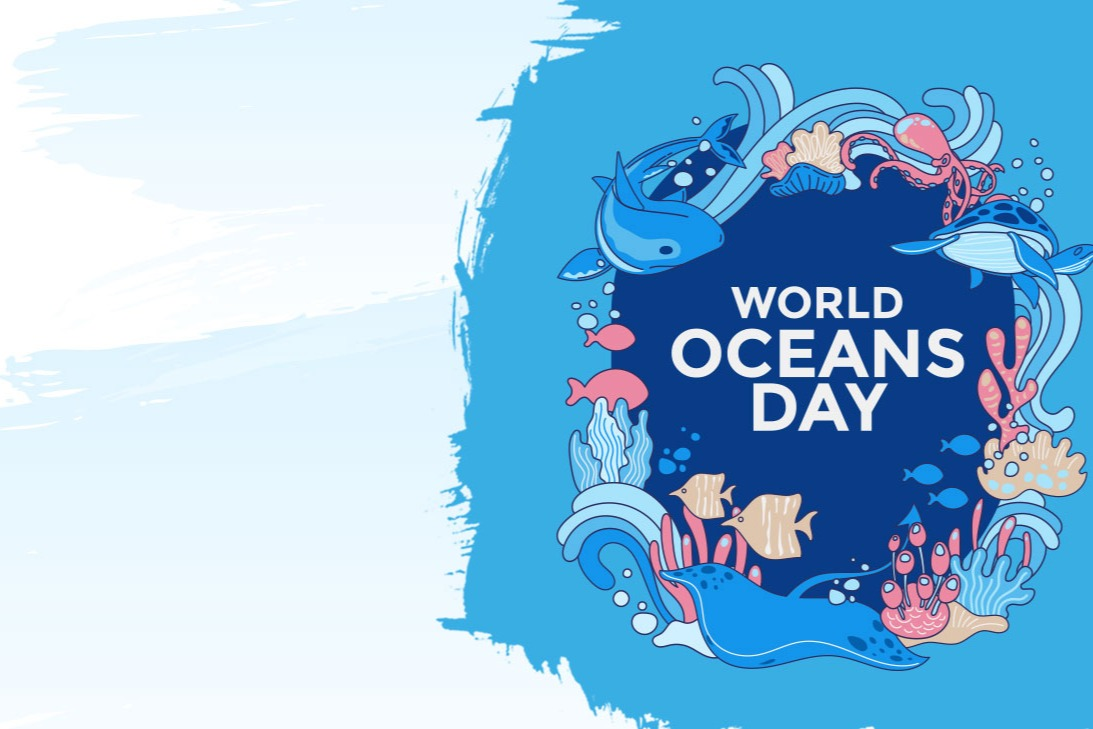 #WorldOceansDay: Our Oceans and Climate Change