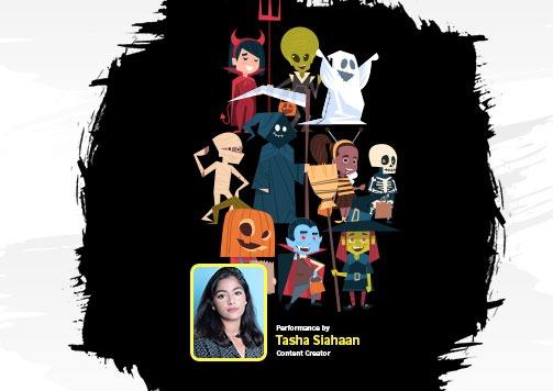 Schools@america: Virtual Halloween Costume Party!